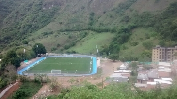 Estadio de Peque