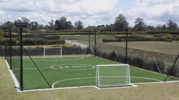 Cancha privada David Ospina